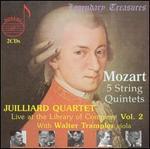 Mozart: 5 String Quintets