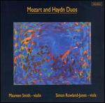 Mozart and Haydn Duos