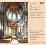 Mozart and Mannheim