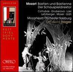 Mozart: Bastien und Bastienne; Der Schauspieldirektor