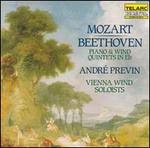 Mozart, Beethoven: Piano and Wind Quintets in E flat
