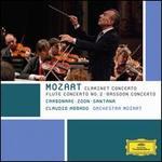 Mozart: Clarinet Concerto; Flute Concerto No. 2; Bassoon Concerto - Alessandro Carbonare (clarinet); Guilhaume Santana (bassoon); Jacques Zoon (flute); Orchestra Mozart; Claudio Abbado (conductor)