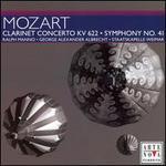 Mozart: Clarinet Concerto KV 622; Symphony No. 41