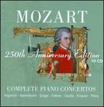 Mozart: Complete Piano Concertos (250th Anniversary Edition)