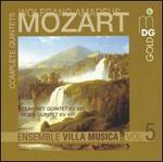 Mozart: Complete Quintets, Vol. 5