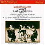 Mozart: Complete Viola Quintets, Vol. 3