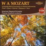 Mozart: Complete Wind Concertos on Period Instruments