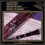 Mozart: Concerto for Oboes; Concerto for Bassoon