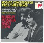 Mozart: Concertos for Two & Three Pianos