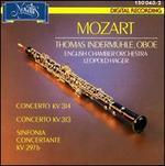 Mozart: Concertos, KV 314; Concerto KV 313; Sinfonia Concertante KV 297b