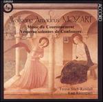 Mozart: Coronation Mass; Solemn Vespers