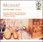 Mozart: Cos� fan tutte [Highlights]