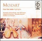 Mozart: Così fan tutte [Highlights]
