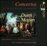 Mozart, Danzi: Concertos for Clarinet,  Bassoon & Orchestra