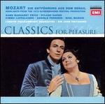Mozart: Die Entführung aus dem Serail Highlights