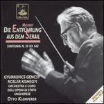 Mozart: Die Entführung aus dem Serail; Symphony No. 39