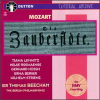 Mozart: Die Zauberflöte - Carla Spletter (vocals); Elfriede Marherr (vocals); Erna Berger (soprano); Ernst Fabbry (vocals); Gerhard Hüsch (vocals);...
