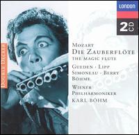 Mozart: Die Zauberflöte - August Jaresch (vocals); Christa Ludwig (vocals); Dorothea Siebert (vocals); Emmy Loose (vocals); Erich Majkut (vocals);...