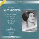 Mozart: Die Zauberflöte - David Kelly (vocals); Geraint Evans (vocals); Hans Hotter (vocals); Jenifer Eddy (vocals); Joan Carlyle (vocals);...