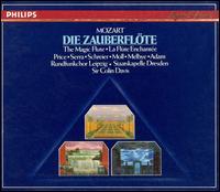 Mozart: Die Zauberfl�te - Ann Murray (vocals); Armin Ude (vocals); Bodo Wolf (vocals); Frank Hoher (vocals); Friedemann Klos (vocals); Hanna Schwarz (vocals); Hans Klima (vocals); Heinz Reeh (vocals); Joachim Albrecht Goette (vocals); Kurt Moll (vocals); Luciana Serra (vocals)