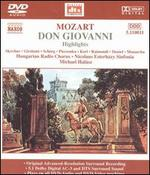 Mozart: Don Giovanni (Highlights) [DVD Audio]