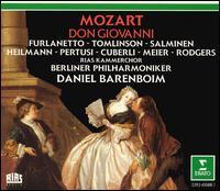 Mozart: Don Giovanni - Ferruccio Furlanetto (vocals); Joan Rodgers (vocals); John Tomlinson (vocals); Lella Cuberli (vocals);...