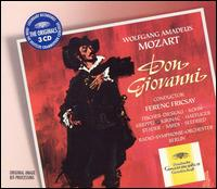 Mozart: Don Giovanni - Dietrich Fischer-Dieskau (vocals); Ernst Haefliger (vocals); Irmgard Seefried (vocals); Ivan Sardi (vocals);...