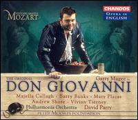 Mozart: Don Giovanni - Andrew Shore (bass); Barry Banks (tenor); Clive Bayley (bass); Garry Magee (baritone); Majella Cullagh (soprano);...