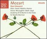 Mozart: Don Giovanni - Claudio Otelli (vocals); Francisco Araiza (vocals); James Ellis (mandolin); John Constable (harpsichord);...