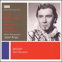 Mozart: Don Giovanni - Anton Dermota (vocals); Cesare Siepi (vocals); Fernando Corena (vocals); Hilde Güden (vocals); Kurt Böhme (vocals);...