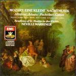 Mozart: Eine kleine Nachtmusik; Albinoni: Adagio; Pachelbel: Canon