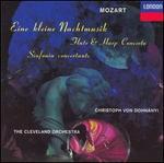 Mozart: Eine kleine Nachtmusik; Flute & Harp Concerto; Sinfonia concertante