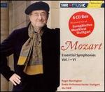 Mozart: Essential Symphonies, Vol. 1-6 [Box Set]