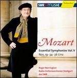 Mozart: Essential Symphonies, Vol. 5 (Symphonies Nos. 19, 34, 36 'Linz')