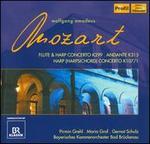 Mozart: Flute & Harp Concerto K. 299; Andante K. 315; Harp Concerto K. 107/1