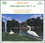 Mozart: Flute Quartets, Nos. 1-4