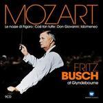 Mozart: Frtiz Busch at Glyndebourne
