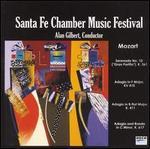 Mozart: Gran Partita; Adagio in F major, Adagio in B flat major; Adagio & Rondo - Allan Vogel (oboe); Benjamin Kamins (bassoon); Bill Barnewitz (french horn); Christopher Dwyer (french horn);...