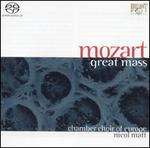 Mozart: Great Masses