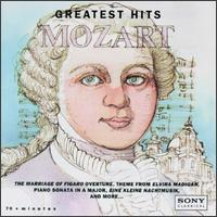 Mozart: Greatest Hits - Chamber Orchestra of Europe (chamber ensemble); Cho-Liang Lin (violin); Dale Clevenger (horn); Elzbieta Szmytka (soprano);...