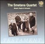 Mozart, Haydn and Schubert: String Quartets