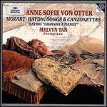 Mozart, Haydn: Songs & Canzonettas