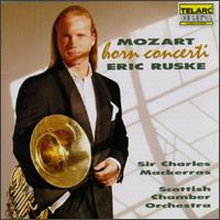 Mozart: Horn Concerti - Richard Suart (baritone); Scottish Chamber Orchestra; Charles Mackerras (conductor)
