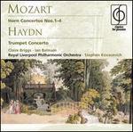 Mozart: Horn Concertos Nos. 1-4; Haydn: Trumpet Concerto