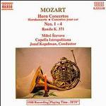 Mozart: Horn Concertos Nos. 1-4; Rondo, K371