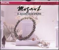 Mozart: Il sogno di Scipione - Claes-Håkan Ahnsjo (vocals); Edita Gruberová (vocals); Edith Mathis (vocals); Estelle Kercher (serp);...