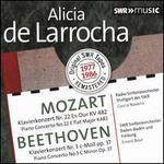 Mozart: Klavierkonzert Nr. 22 Es-Dur KV 482; Beethoven: Klavierkonzert Nr. 3 c-Moll Op. 37