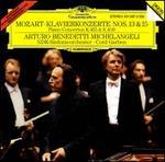 Mozart: Klavierkonzerte Nos. 13 & 15