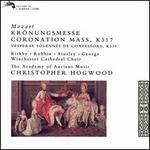 Mozart: Krönungsmesse, K 317; Vesperae solennes de confessore, K 339
