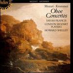 Mozart, Krommer: Oboe Concertos